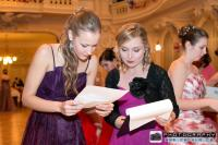 Moderování maturitního plesu