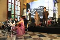 Slavnostní odhalení vozu Škoda Superb