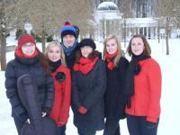 Vánoční turné s Kvintetkami
